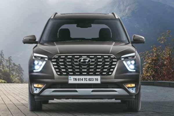 Hyundai India launches premium SUV Alcazar. - Automobile News in Hindi