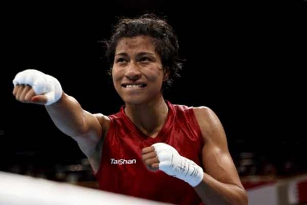I want to go for the gold: Lovlina - Sports News in Hindi