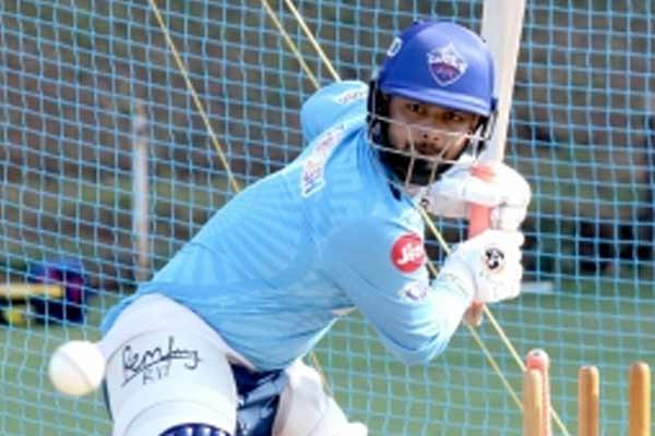 I will give my best to Delhi to win the title: Pant - Cricket News in Hindi