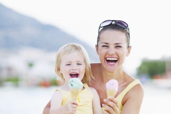 Health Benefits of Eating Ice Cream - Health Tips in Hindi