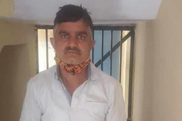 Illegal drug trafficker arrested in Jaipur, opium recovered - Jaipur News in Hindi