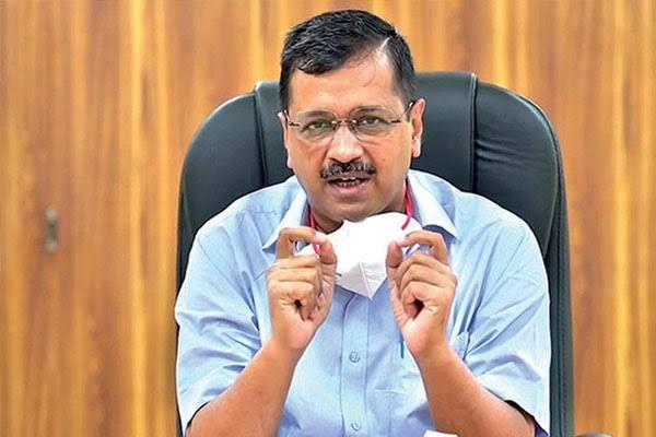 Lockdown imposed for a week in Delhi: CM Arvindjad Kejriwal - Delhi News in Hindi