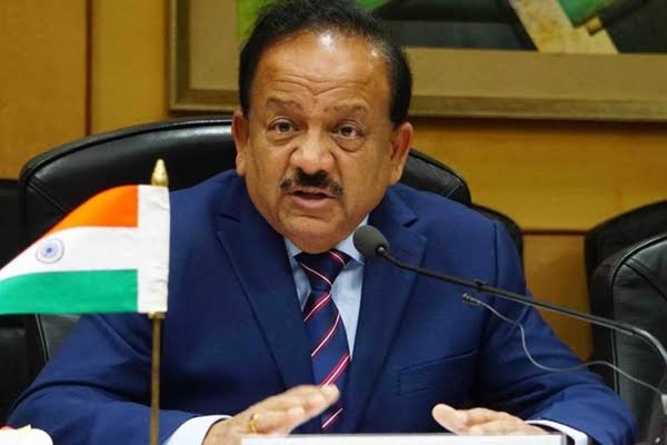 Dr. Harsh Vardhan reply to Manmohan Singh - We have already implemented your suggestions a week ago. - Delhi News in Hindi