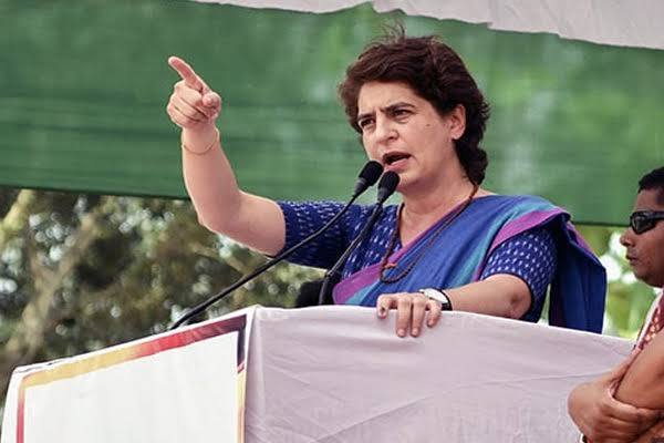 Priyanka said attack on PM Modi, said- there is no time for campaigning, it is time to wipe the tears of people - Delhi News in Hindi