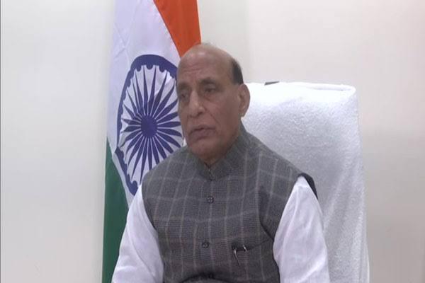 Rajnath instructed defense establishments to establish more corona hospitals. - Delhi News in Hindi