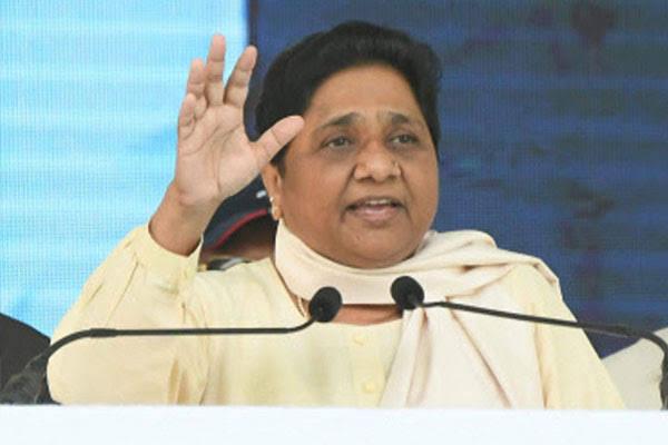 Mayawati targeted Kejriwal, said, done this drama before - Lucknow News in Hindi