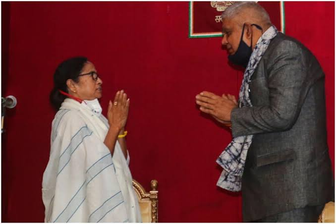 Mamta government cabinet took oath at Raj Bhavan, 43 new and old faces included - Kolkata News in Hindi