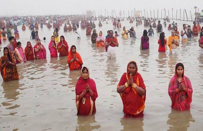 BJP opposes Jharkhand government decision to ban Chhath Puja in public places - Ranchi News in Hindi