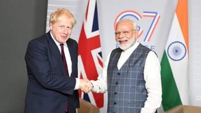Britain invites Prime Minister Modi for G7 summit - Delhi News in Hindi