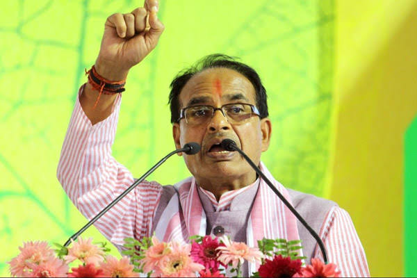 Government will punish those who commit crimes against daughters in MP: Shivraj - Bhopal News in Hindi