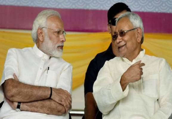 CM Nitish met PM Modi, supported agricultural laws - Delhi News in Hindi