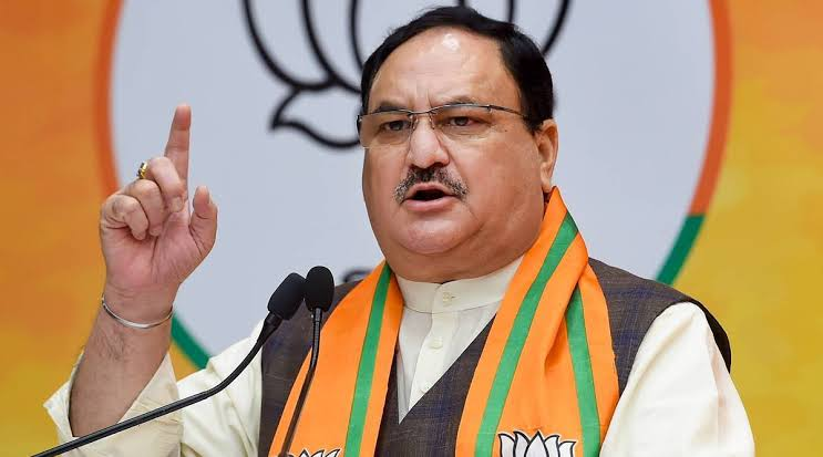 JP Nadda emphasizes on booth management of party workers - Varanasi News in Hindi