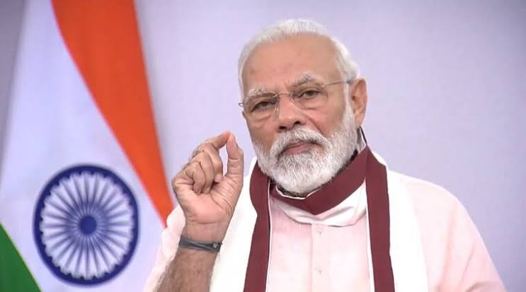 Amazonia-1 mission ushered in a new era in space reform: PM Modi - Delhi News in Hindi