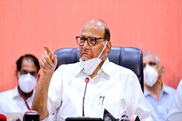 Pressure on Deshmukh increased, Pawar summoned NCP leaders to Delhi - Mumbai News in Hindi