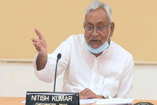 बिहार में कोरोना के बढते मामलों के कारण 5 से 15 मई तक लॉकडाउन : नीतीश कुमार