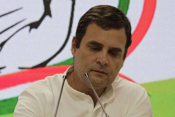 Modi government failed to save people: Rahul Gandhi - Delhi News in Hindi