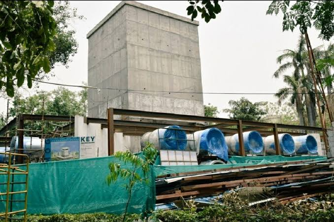Delhi: US technology smog tower to be set up at a cost of Rs 20 crore - Delhi News in Hindi