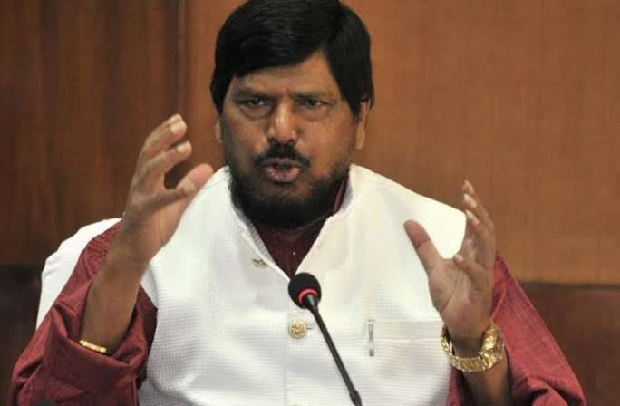 Narendra Modi is a staunch Ambedkarite, will become Prime Minister again in 2024: Union Minister Athawale - Delhi News in Hindi