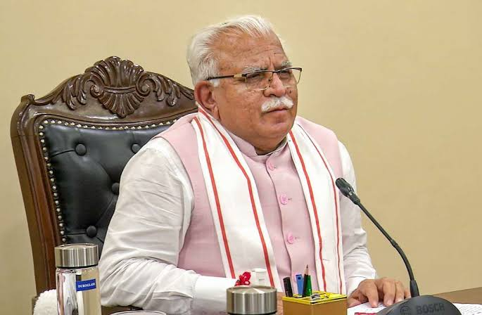 Haryana Chief Minister thanked the Center for increasing the MSP of six crops - Chandigarh News in Hindi