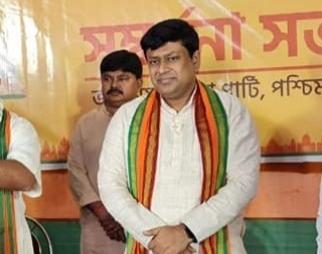 New Bengal BJP chief Sukant Majumdar to meet leaders in Delhi on Monday - Kolkata News in Hindi