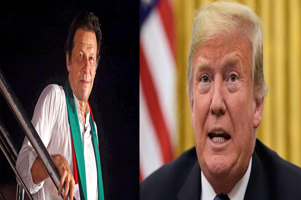 Pak PM Imran told the US, We are not your ponytail - World News in Hindi