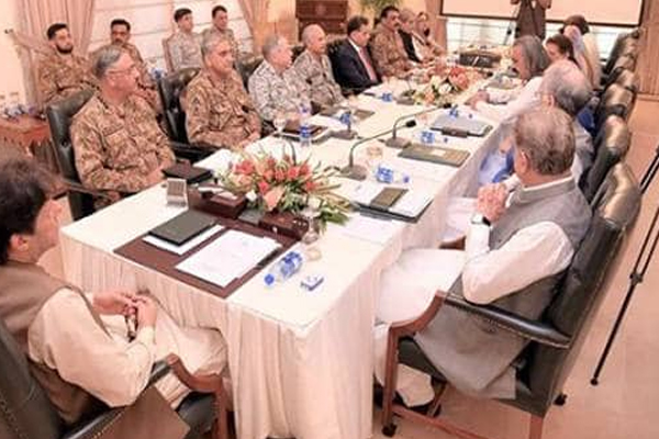 Pakistan National Security Committee decided to take actions Downgrading of diplomatic relations with India - World News in Hindi