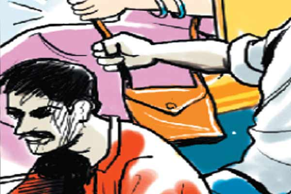 In Jaipur, miscreants snatched purses from two women - Jaipur News in Hindi