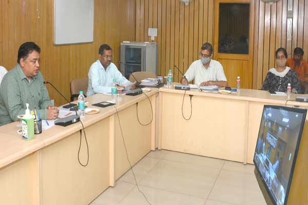 In the second phase, there will be mapping and seeding of 10 lakh NFSA ration card holder families - Secretary to Government - Jaipur News in Hindi