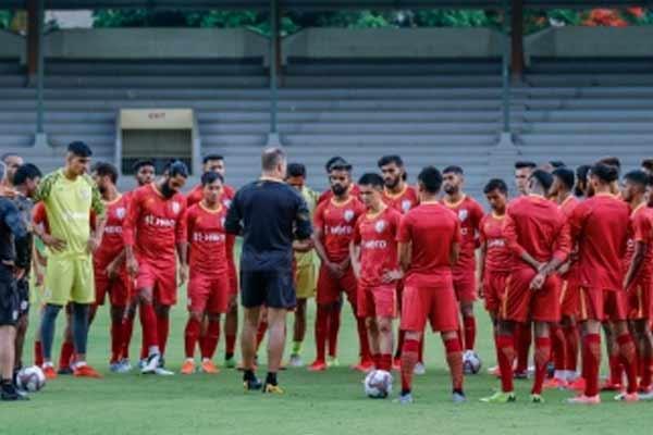 दोस्ताना मैच के लिए भारत की 35 सदस्यीय संभावित टीम घोषित