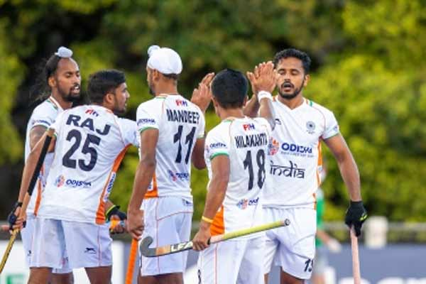 India beat Argentina 3-0 in Pro League - Sports News in Hindi
