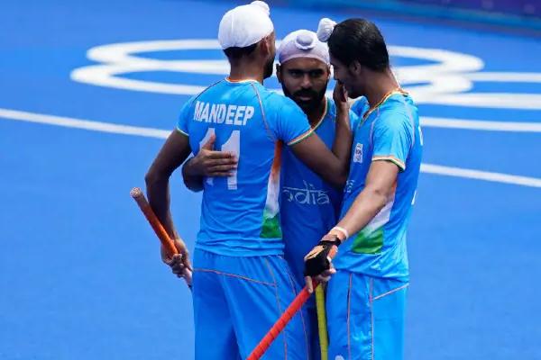 Olympics (Men Hockey): India beat defending champions Argentina 3-1 - Sports News in Hindi