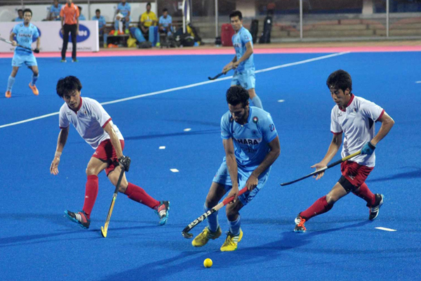 Hockey India ready to fight against Japan - Sports News in Hindi