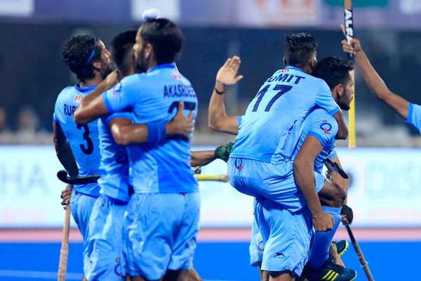 HWL Final: Argentina to face India in semis - Sports News in Hindi