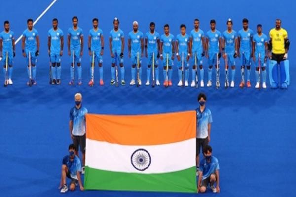 भारतीय हॉकी टीम बहुत अच्छा खेली : पंजाब सीएम
