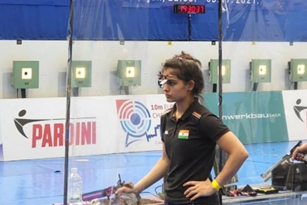 Indian shooters take aim in World Cup with an eye on Olympics - Badminton News in Hindi