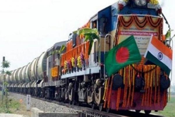 56 साल बाद भारत-बांग्लादेश चिलाहाटी-हल्दीबाड़ी रेल लिंक बहाल