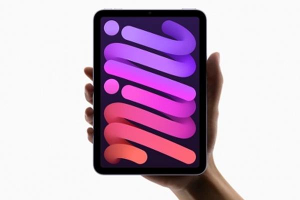 आईपैड मिनी की ए15 बायोनिक चिप आईफोन 13 की तरह फास्ट नहीं
