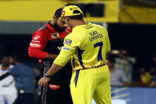 IPL-14: Table-topper Kohli and Dhoni will have a fierce competition in Mumbai - Cricket News in Hindi