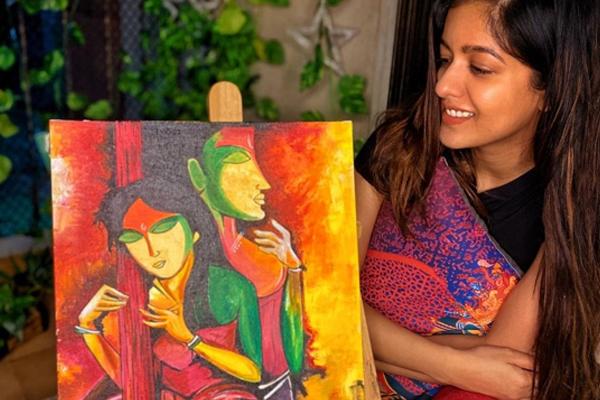 Ishita Dutta is enjoying doing her favourite things - Television News in Hindi