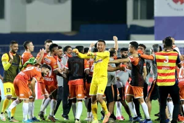 ISL-7: Semi-final match scheduled, Mumbai face Goa in the first match - Football News in Hindi