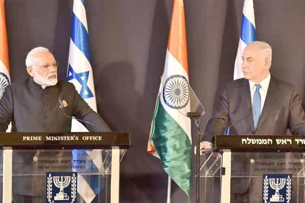 Narendra Modi in Israel: PM Modi Israel visit abandons Palestinian cause: CPM - India News in Hindi