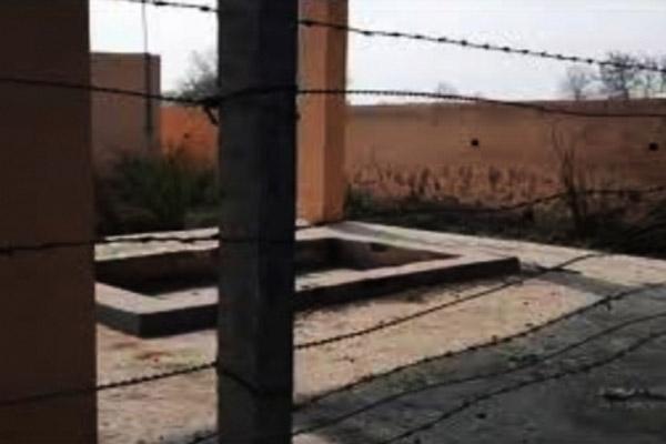 श्मशान को जातिगत आधार पर बांटने के मामले में जांच के आदेश