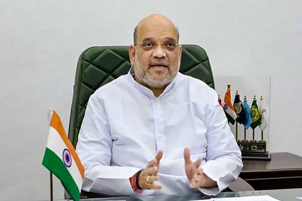 Border fencing with Pakistan, Bangladesh to be completed by 2022: Home Minister Amit Shah - Delhi News in Hindi