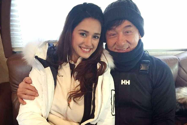 Jackie Chan turns 67: Disha Patani wishes Kung Fu Yoga co-star - Bollywood News in Hindi