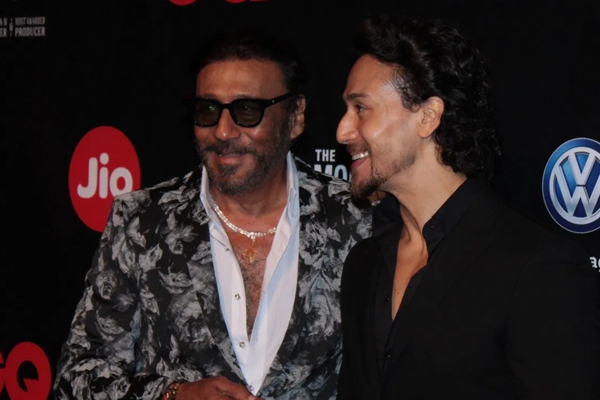 Jackie Shroff: Am known as Tiger father, which makes me feel proud - Bollywood News in Hindi