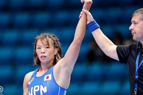 Japanese women team pulls out of Asian Wrestling - Sports News in Hindi