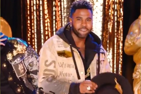 Jason Derulo: When Will Smith says something, you make sure you are listening - Hollywood News in Hindi