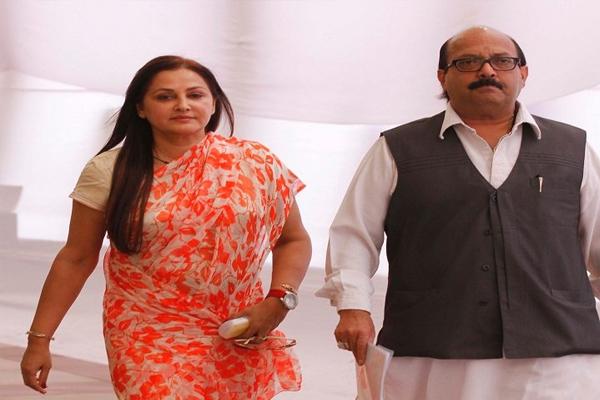 Even if I tie rakhi to Amar Singh, people will talk about us: Jaya Prada - India News in Hindi
