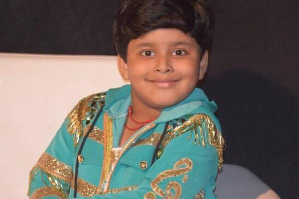 Child singing star Jayas Kumar: Missed school in lockdown but work kept me busy - Television News in Hindi