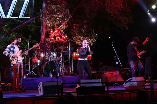 Jaipur Jazz and Blues Festival won the hearts of Jaipurites - Jaipur News in Hindi